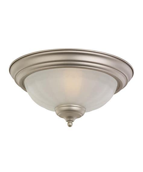 monte carlo mc59 melon bowl ceiling fan light kit