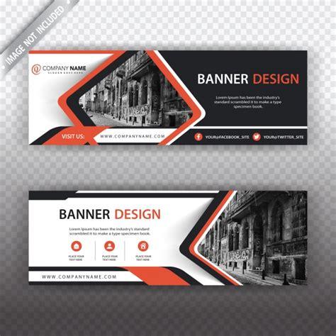 banner design latest creative banner design vector free download