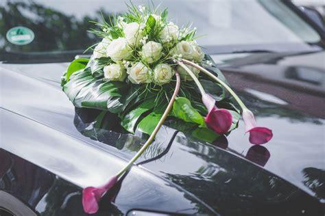 Dekoration Für Hochzeit by Autoschmuck Mit Steckschaum F 195 188 R Die Hochzeit Selber Machen