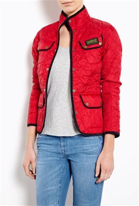 Barbour Vintage Quilted Jacket by Barbour Summer Vintage International Quilted Jacket In