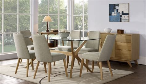 Glass Dining Room Tables And Chairs Ideas To Make Table Base For Glass Top Dining Table