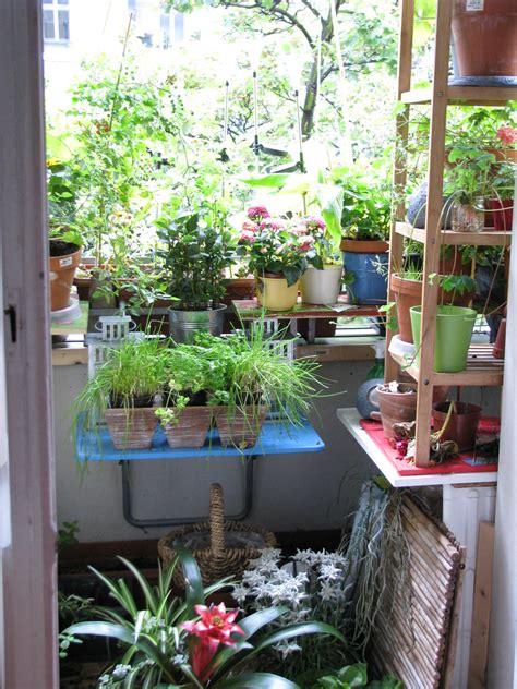 ideen für kleine balkone hochbeet decor balkon
