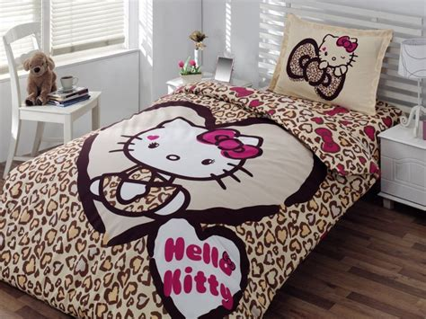 hello kitty bedroom ideas pure white bedroom with brown hello kitty bed decor plus