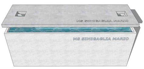 vasche prefabbricate in cemento vasche prefabbricate in cemento armato c a ms sinigaglia