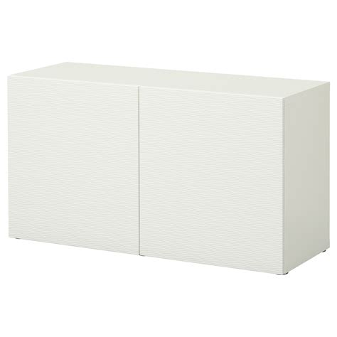 besta shelf unit with doors best 197 shelf unit with doors laxviken white 120x40x64 cm ikea