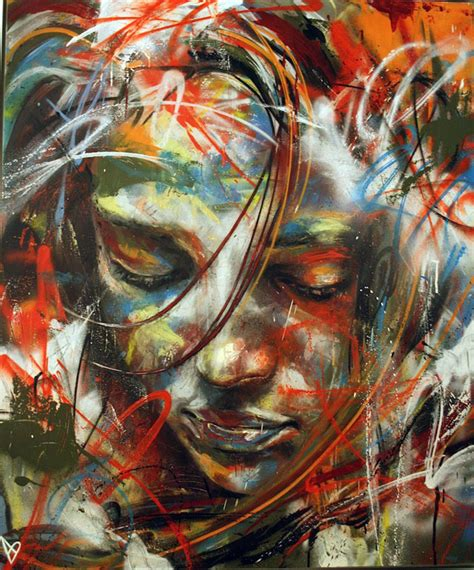 wallpaper graffiti portrait amazing spray paint portraits by david walker ufunk net