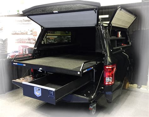 slide out truck bed storage store n pull truck storage drawer bed system slides hdp