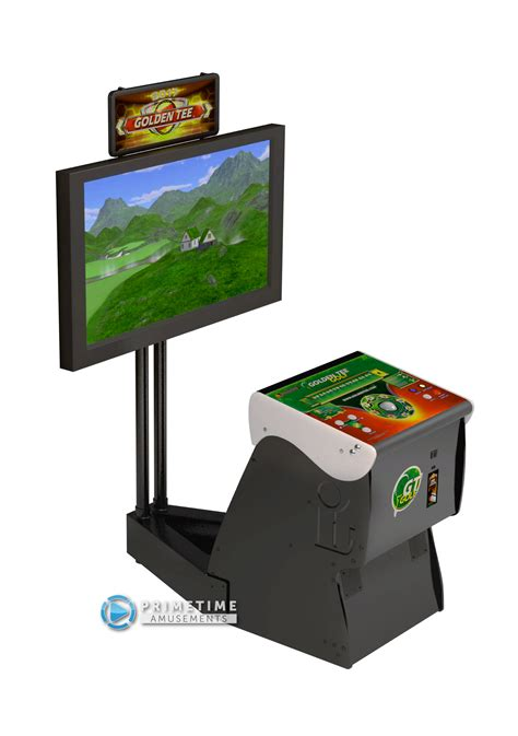 golden tee  home edition primetime amusements
