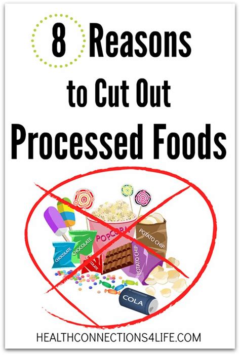 8 Reasons To Eat More Vegetables by 8 Reasons To Cut Out Processed Foods
