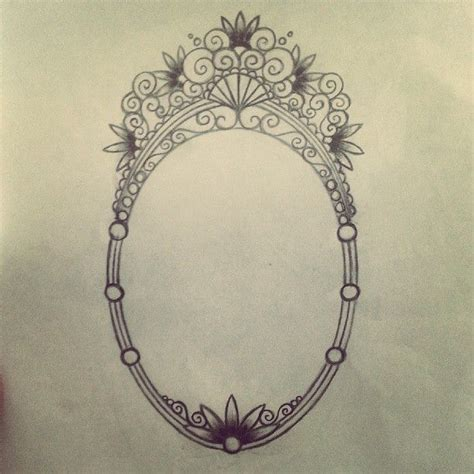 tattoo frame design best 20 frame tattoos ideas on