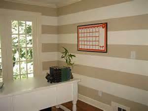 ideas for painting horizontal stripes on walls joy