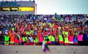 high school student section ideas the high school football playoffs especially those in the