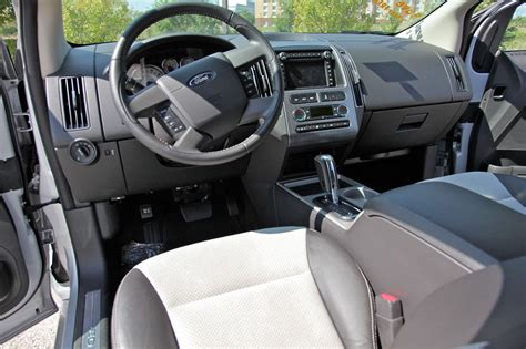 2008 Ford Edge Interior by 2008 Ford Edge Interior Pictures