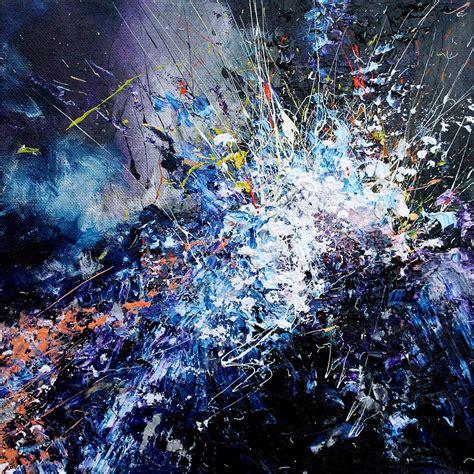 une artiste avec une forme de synesthesie rare peut voir de la musique elle peint des chansons