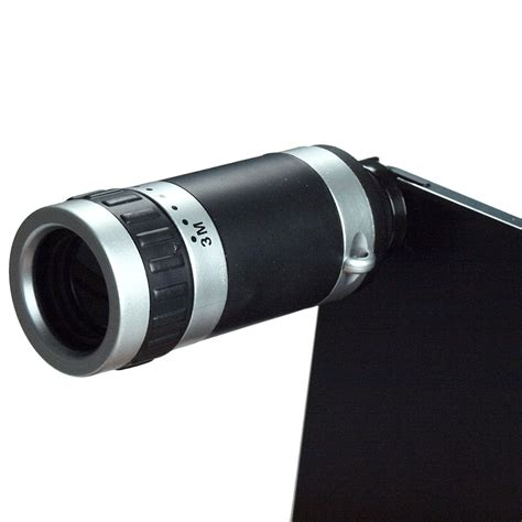 apple zoom 8x zoom optical telescope camera lens case for apple