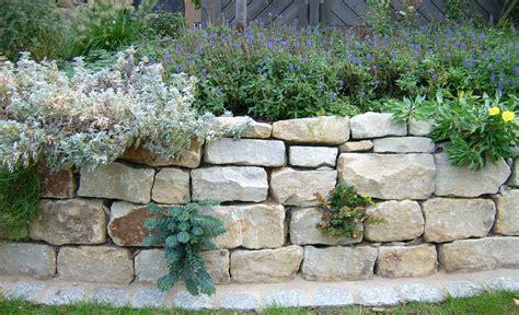 steinmauern garten steinmauern wallintin garten und landschaftsbau