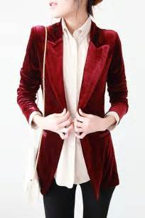 colored blazer best 25 velvet blazer ideas on velvet jacket
