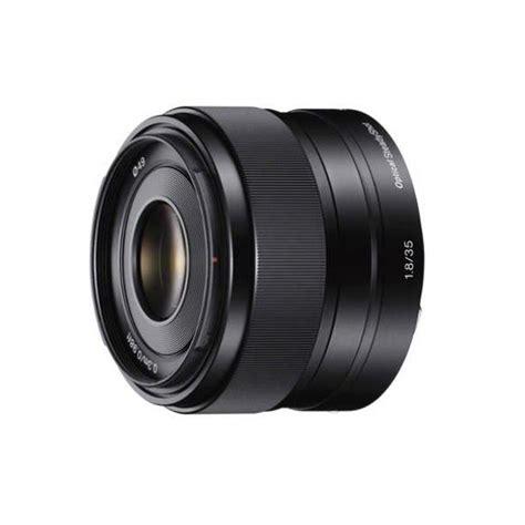 Lensa Sony E 35mm F1 8 Oss jual sony sel 35mm f1 8 oss lensa kamera harga