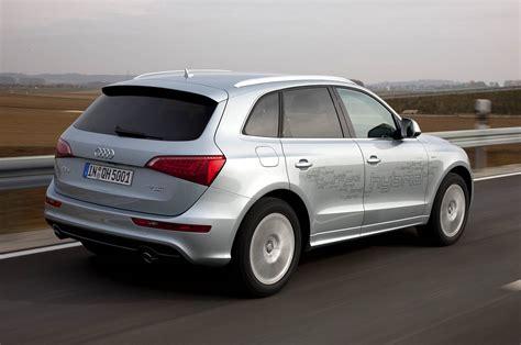 Audi Hybrid Q5 by Audi Q5 Hybrid Autocar