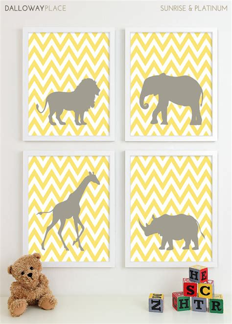 Etsy Nursery Decor Items Similar To For Children Baby Nursery Decor Zoo Jungle Nursery Print Safari