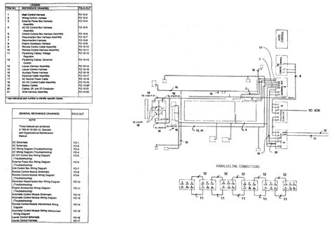 layout design generator fo 1 generator set electrical layout