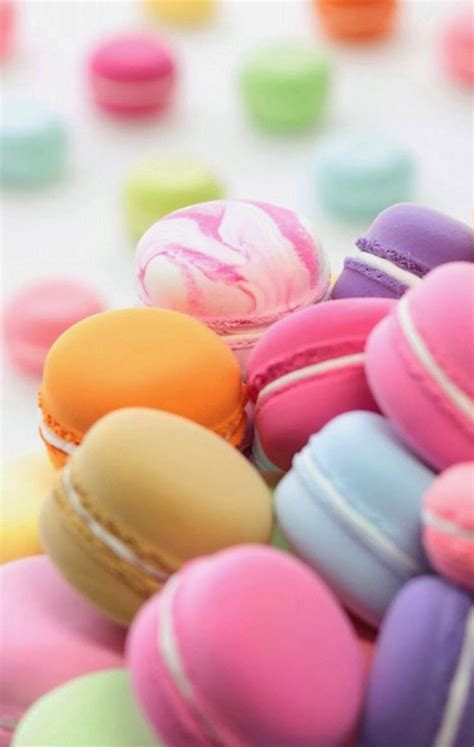 colorful macaroons wallpaper iphone ipod other apple devices can use this lovely