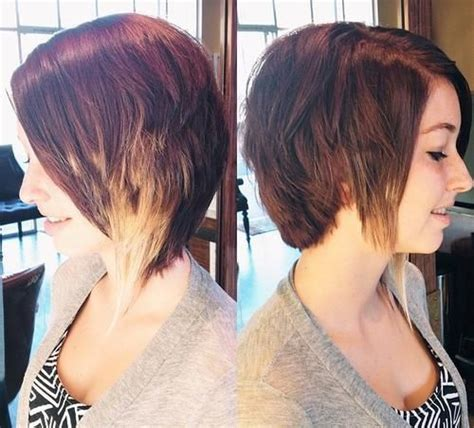 hair cuts uneven lengths 341 best images about 01剪髮設計 bob haircut asymmetrical on