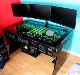 Gaming Computer Desk Custom 25 Best Pc Gaming Setup Ideas On Gaming Setup