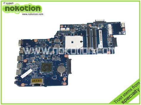 Motherboard Toshiba Satelite C850 L850 Vga Ati Laptop Motherboard For Toshiba Satellite L875d Amd Ddr3