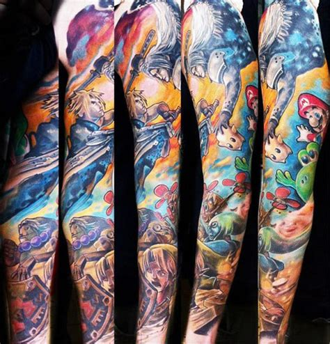 17 tattoos ideas for sleeve
