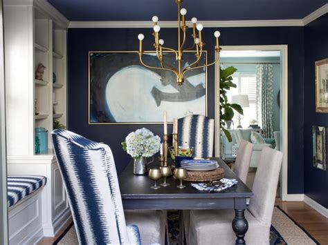 Home Decor Dining Room by Indigo Color Palette Indigo Color Schemes Hgtv