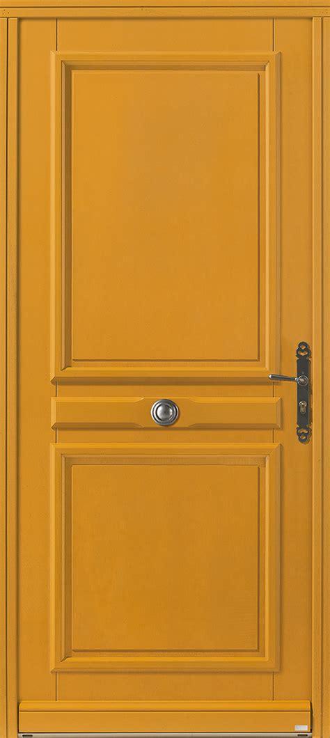 porte porte porte d entr 233 e bois sans vitrage portes bel m