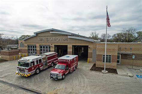 rescue dallas dallas rescue replacement station 44 to open tuesday dallas city news