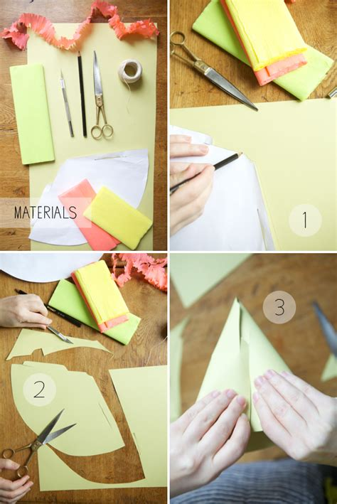 How To Make Birthday Decorations Out Of Paper - hats diy template