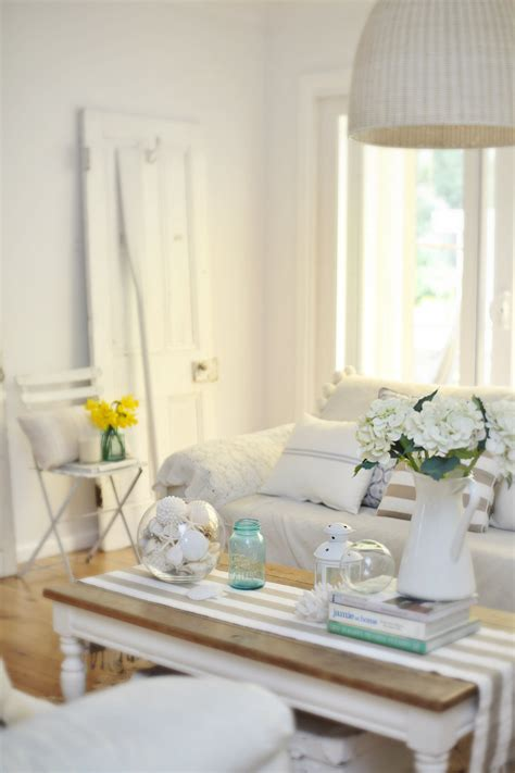 small home decorating blogs a beach cottage coastal family room makeover with drop