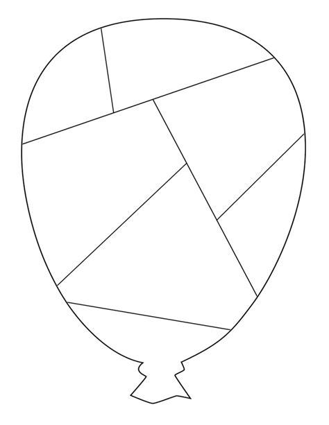 25 best ideas about balloon template on pinterest air
