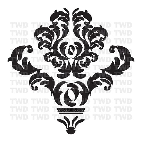 wall accents stickers damask wall accent stickers damask wallpaper damak