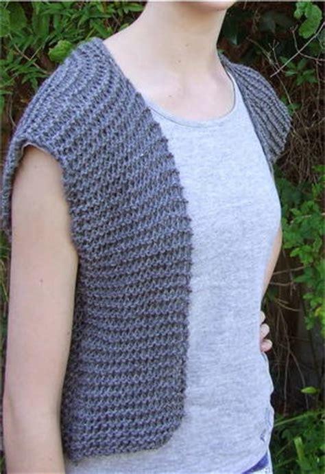 knitting pattern for waistcoat easy knit vest allfreeknitting