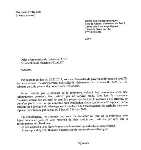 Exemple De Lettre De Contestation D Une Mise En Demeure Sle Cover Letter Exemple De Lettre De Contestation