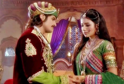 review of jodha akbar it s me and me all the way jodha akbar will rajat tokas be able to bring back