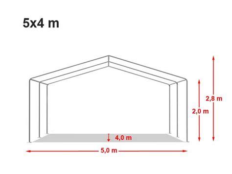 Pavillon 5x4m by Partyzelt 5x4m Festzelt Gartenzelt Pavillon Bierzelt