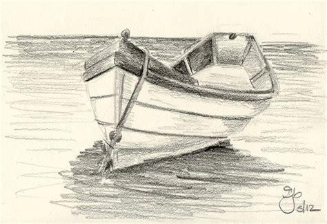 boat art drawing pencil drawings of boats drawing pencil