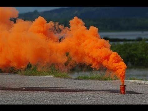 fabrication d un fumigene puissant