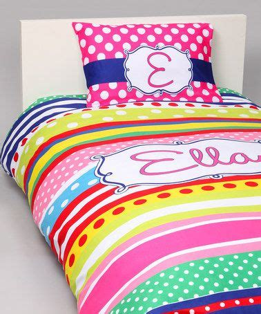 ribbon comforter ribbon personalized duvet set bedding the o jays and pink
