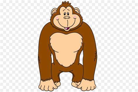 ape clipart gorilla ape clip gorilla png 600 600