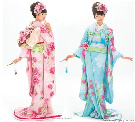 Supplier Baju Basic Kimono Dress 1 scena d uno japanese wedding kimono kimonos japanese kimono and light blue