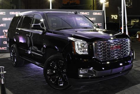 Gmc Yukon Denali Blacked Out by Gallery Photo Pham Gmc Out Yukon Denali For