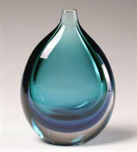 Blue Glass For Vases by Blue Green Vases Vases Sale