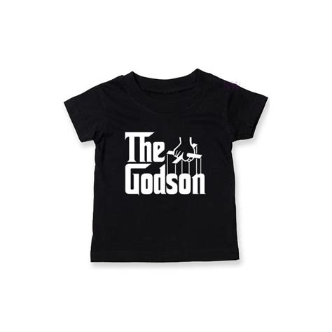 Tshirt The Godson the godson t shirt for inspired by the godfather