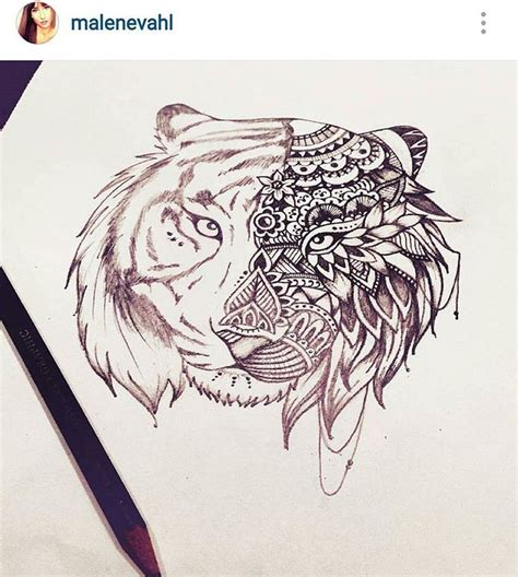 henna tiger tattoo best 20 tiger design ideas on tiger